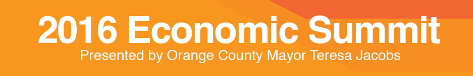 2016 Economic Summit Banner